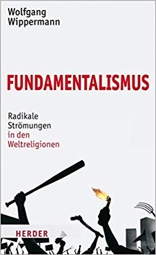 Buchcover Wippermann Fundamentalismus
