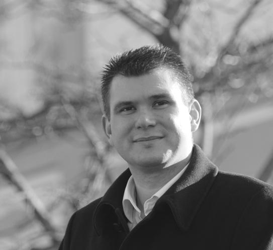Markus Rainer, Gemeinderatsmitglied und Fraktionsvorsitzender von Bündnis 90/ Die Grünen in Gröbenzell, Foto: privat