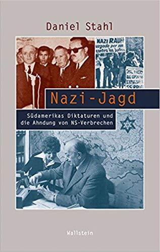 Buchcover Stahl Nazi-Jagd