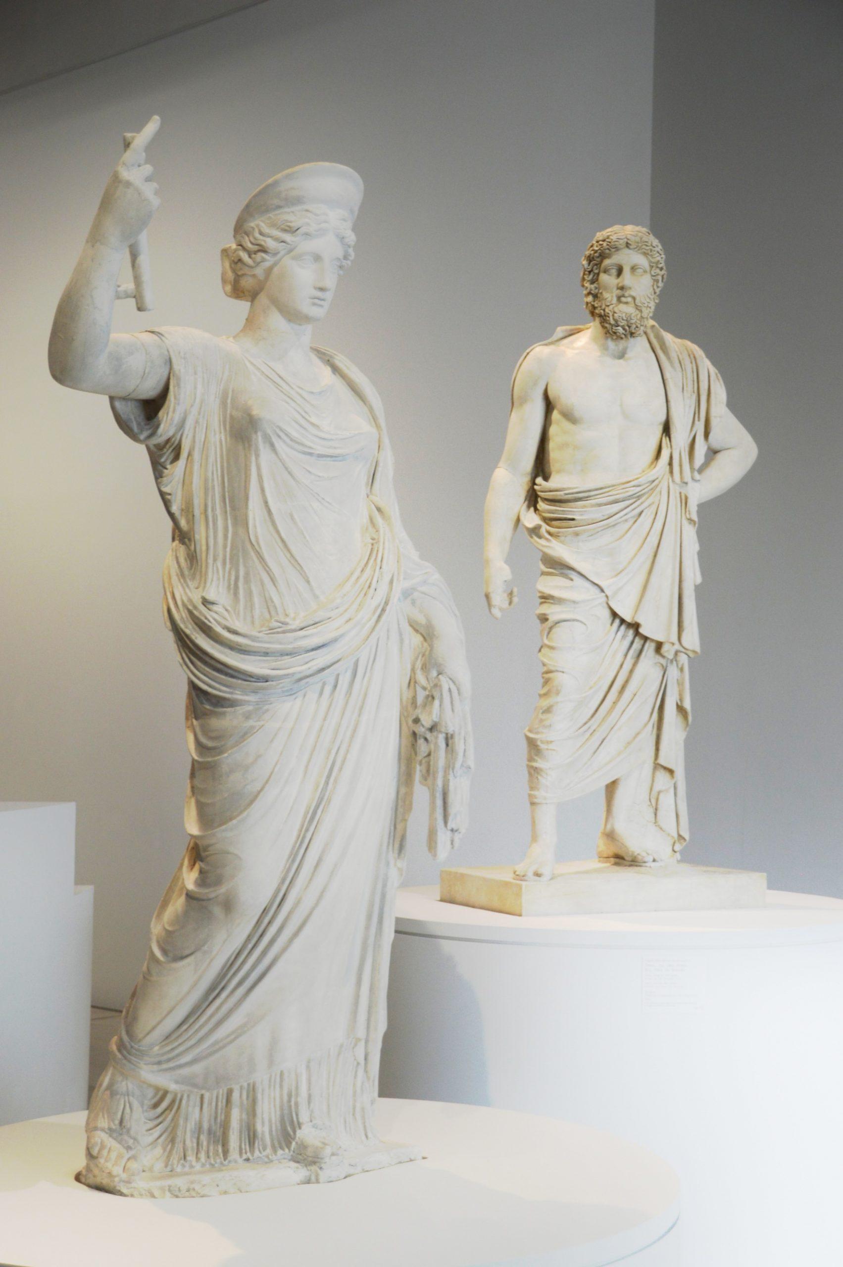 Bereits die Alten Griechen zweifelten am Wahrheitsgehalt religiöser Vorstellungen, Foto: Pixabay