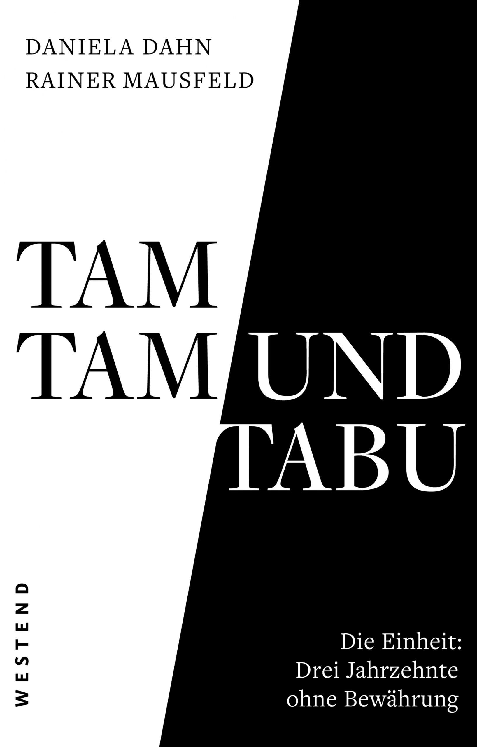 Buchcover Dahn / Mausfeld
